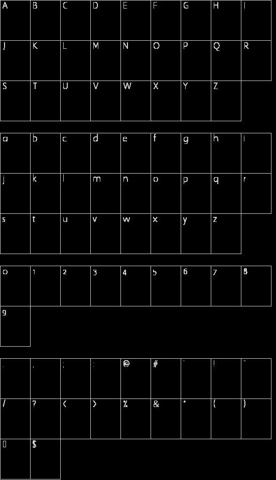 Neou Thin font - Fonts2u.com free fonts