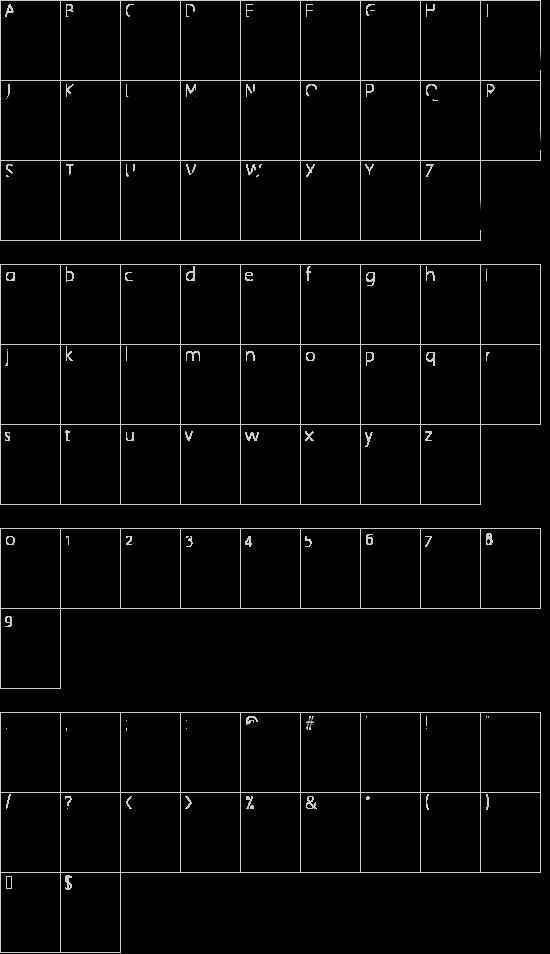 Nato Phonetic Alphabet Font Free Download Freefontspro Com